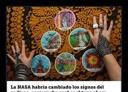 Enlace a La NASA habría cambiado los signos del zodíaco, comprueba cuál sería el tuyo ahora
