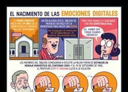 Enlace a Éste es el origen de los emojis y demás emociones digitales
