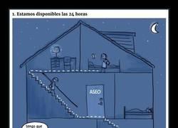 Enlace a Artista dibuja 10 cómics sobre ser padres que ha creado para hacer honor a la maternidad