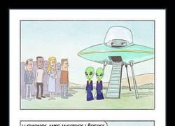Enlace a Esto es lo que sucedería si nos invadieran extraterrestres