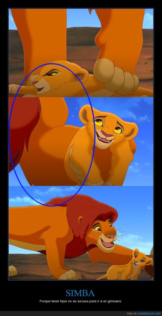 disney,el rey león,simba