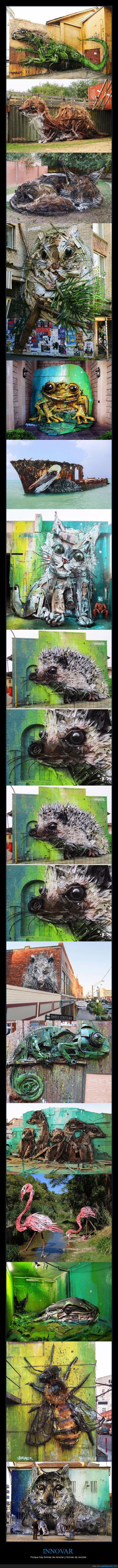 animales,contaminación,reciclaje