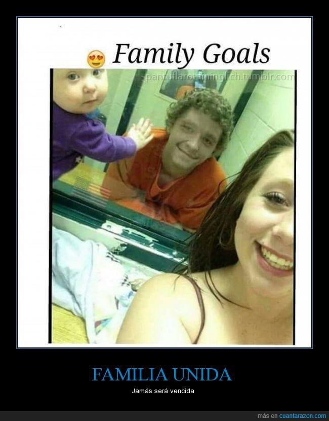 familia,Prisión,visita