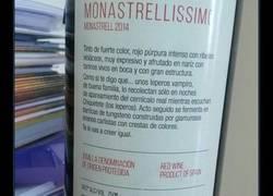 Enlace a El que ha embotellado este vino se ha bebido 4 botellas antes de hacerlo