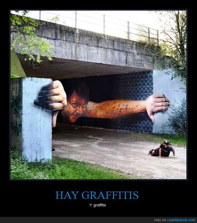 calle,graffiti,pintira,puente
