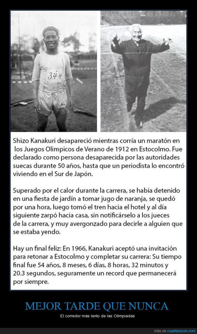atletismo,estocolmo,japón,juegos olímpicos,record,Shinzo Kanakuri,suecia