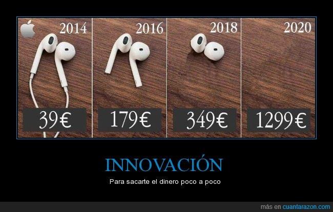 apple,auriculares,bluetooth,precio