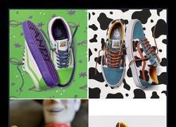 Enlace a Vans lanza una colección de zapatillas de Toy Story y son sencillamente geniales