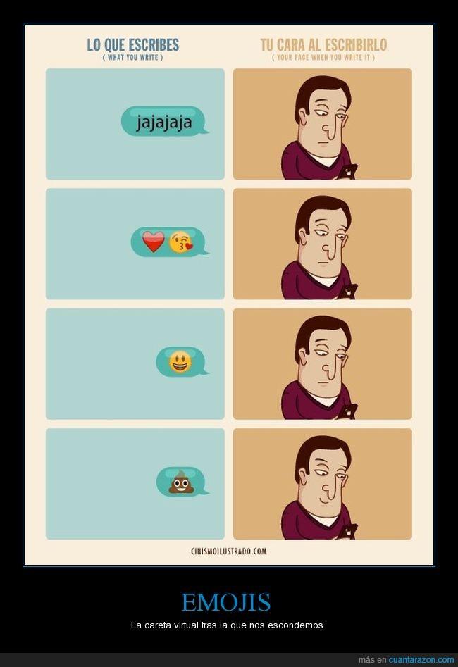 careta,emojis,expresiones