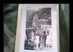 Enlace a El photoshop de mis abuelos