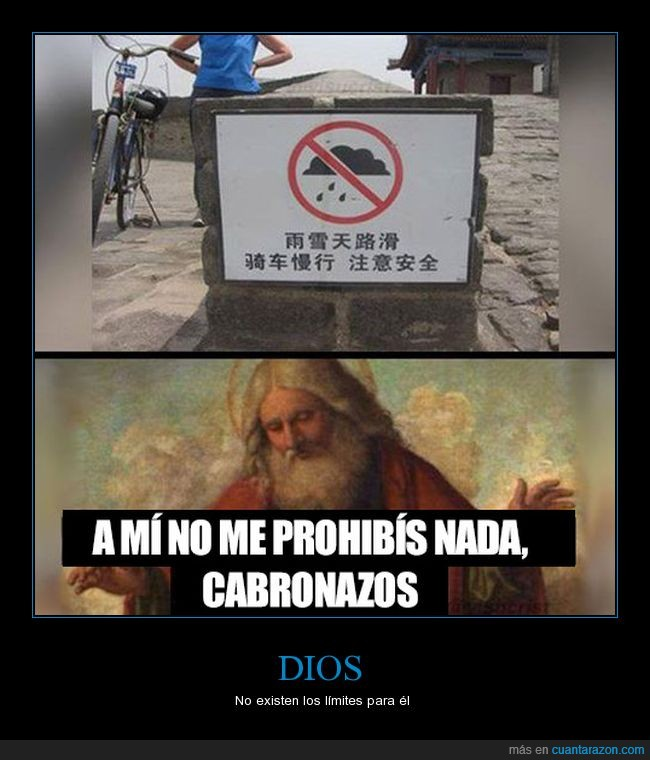dios,llover,nubes,prohibido