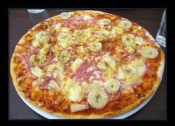 Enlace a En Suecia está de moda la pizza con plátano