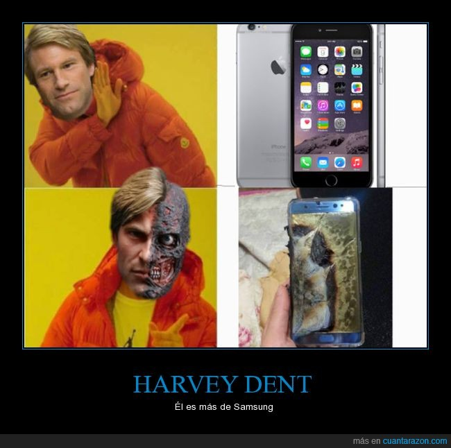 explotar,harvey dent,movil,samsung galaxy note 7