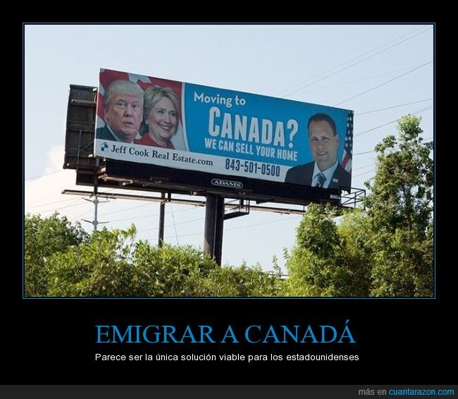 canada,cartel,clinton,política,trump,usa