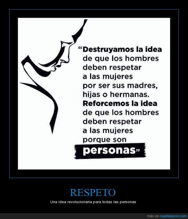 personas,respeto
