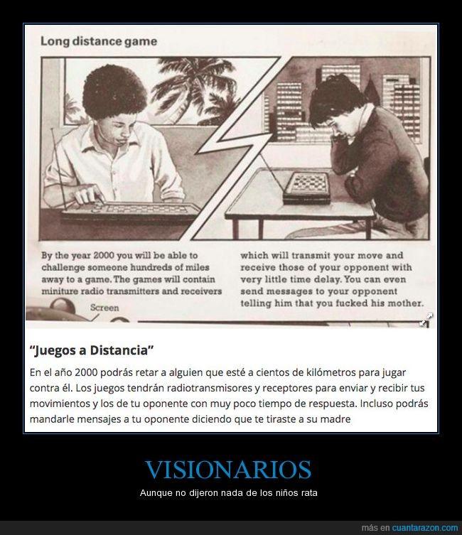 futuro,juegos online,pasado,videojuegos,visionarios