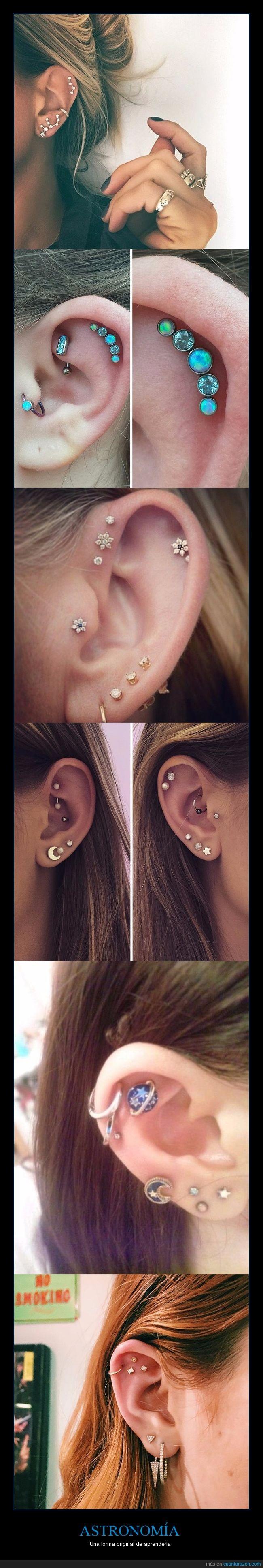constelaciones,orejas,piercings