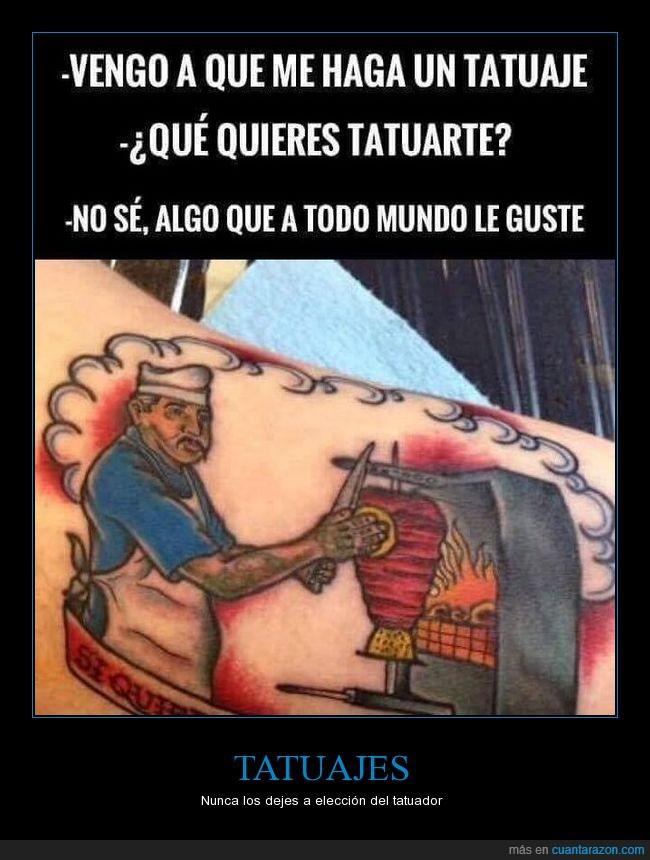 Cuánta Razón Tatuajes