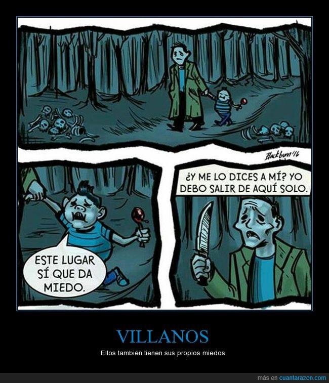 asesino,bosque,miedo,terror