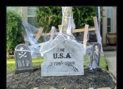Enlace a Tras las elecciones, RIP USA