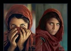 Enlace a Detenida en Pakistán la niña afgana de 'National Geographic' por documentos falsos