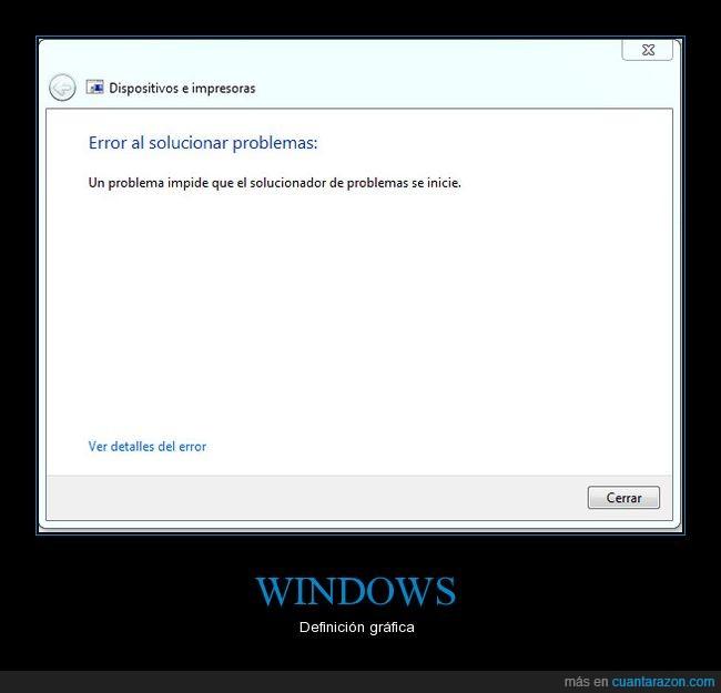 problemas,solucion,solucionador de problemas,windows