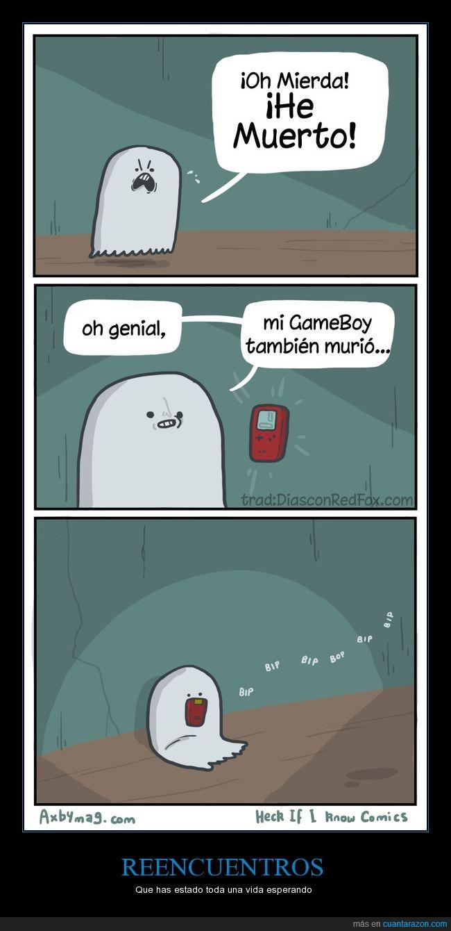 game boy,morir,muerta,videojuegos