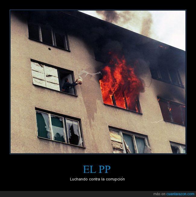 apagar,cubo de agua,fuego,incendio,maceta,pp