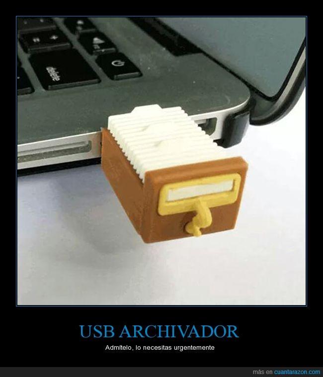 archivador,datos,memoria,usb