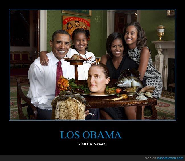halloween,Obama,presidente