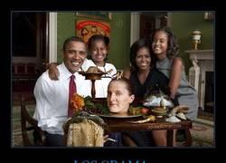 Enlace a El Halloween de los Obama