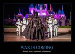 Enlace a WAR IS COMING