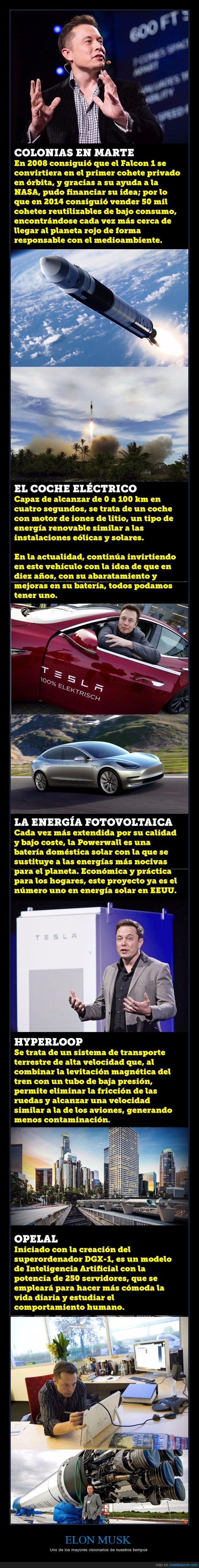ebay,elon musk,hyperloop,inventos,tesla,visionario