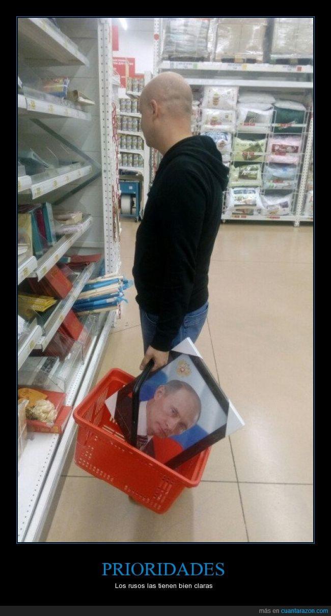 claras,prioridades,Putin