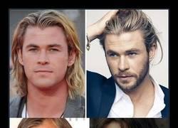 Enlace a 15 fotos de antes-después que prueban que los hombres están mejor con barba