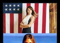 Enlace a Estas son las provocativas imágenes de Melania Trump, la nueva Primera Dama de Estados Unidos