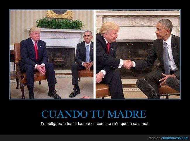 obama,saludo,trump