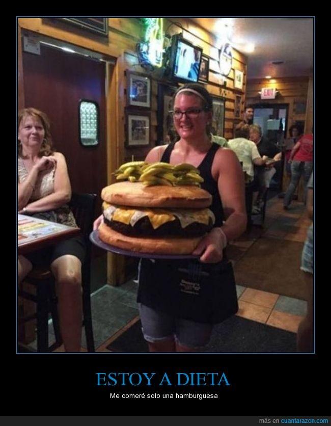 comer,gigante,hamburguesa,una,wtf