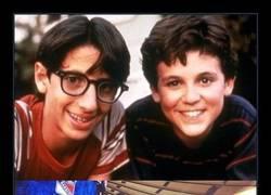 Enlace a Fred Savage y Josh Saviano, de 'Aquellos maravillosos años', se reúnen 23 años después y así son