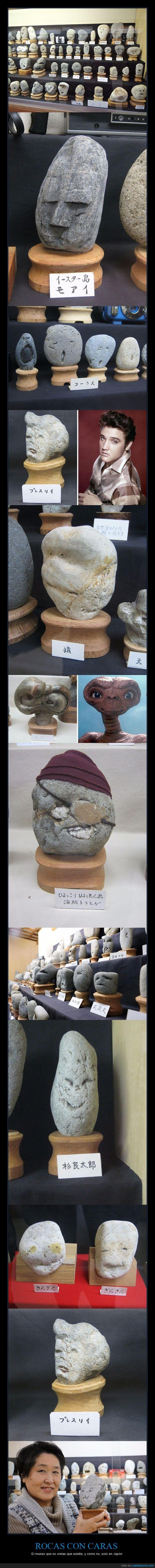 caras,museo,piedras,rocas