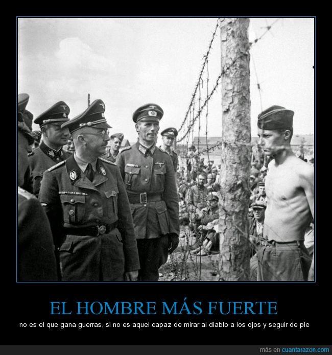 campo de concentracion de Shirokaya,ejercito rojo,Heinrich Himmler,Minsk,nazis,soldados,waffen ss