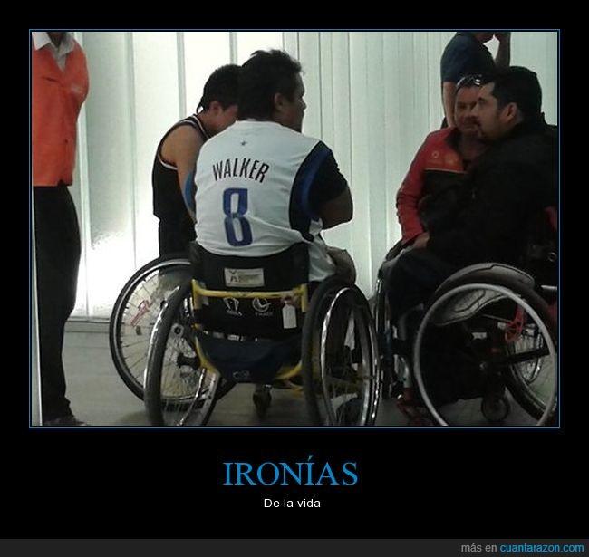 caminante,invalido,parapelijico,silla de ruedas