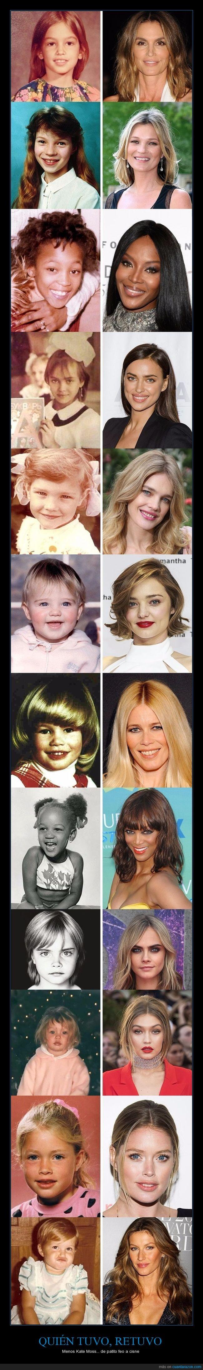 infancia,modelos,niñas
