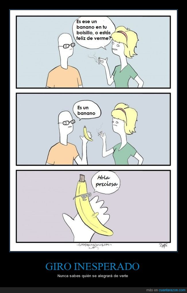 banano,comic,curiosidad,humor