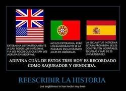 Enlace a REESCRIBIR LA HISTORIA