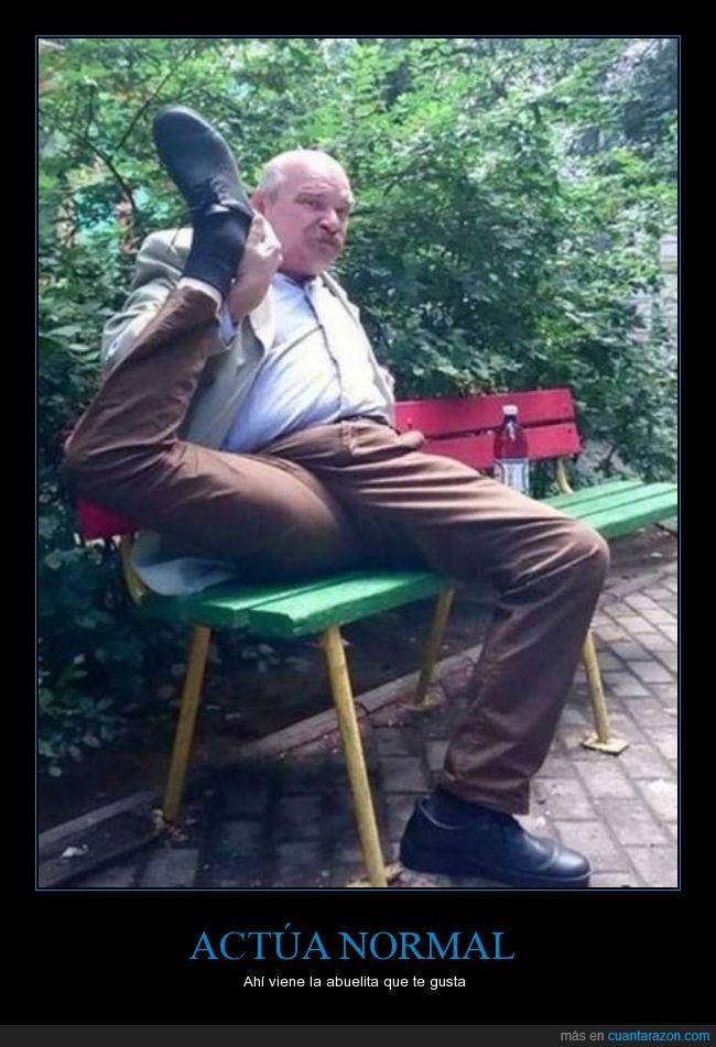 abuelo,piernas