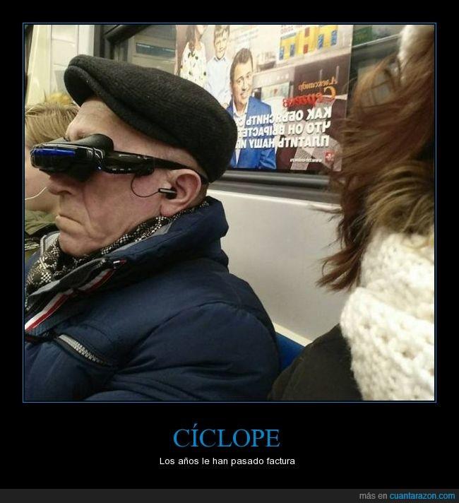 abuelo,ciclope,comics,humor,xmen
