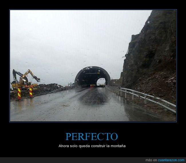 montaña,túnel