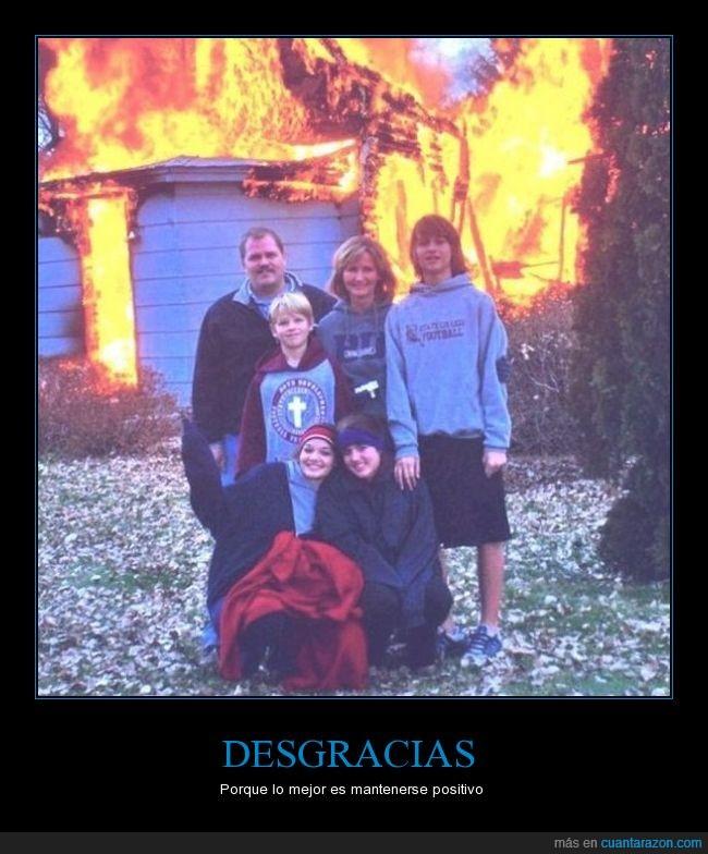 casa,familia,foto,grupo,humor,jaja,llamas