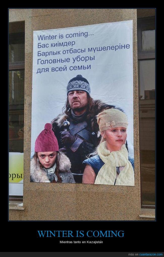 got,juego de tronos,mientras tanto,Mientras tanto en Kazajistán